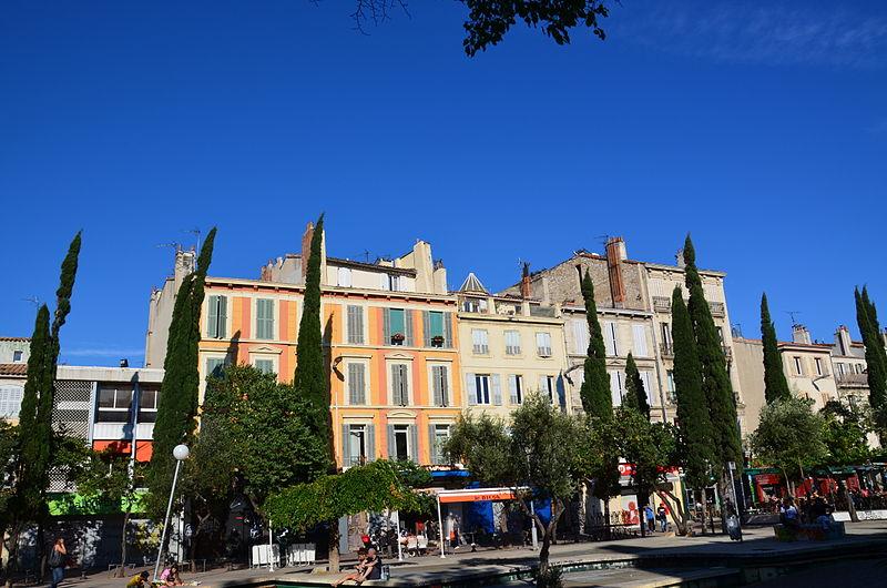 Le Cours Julien, le Quartier des Artistes