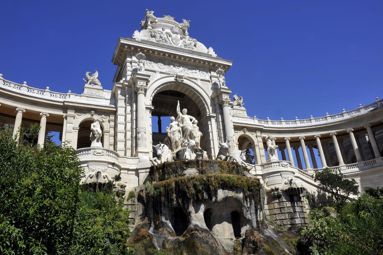 Fontaine Monumentale du Parc Longchamp