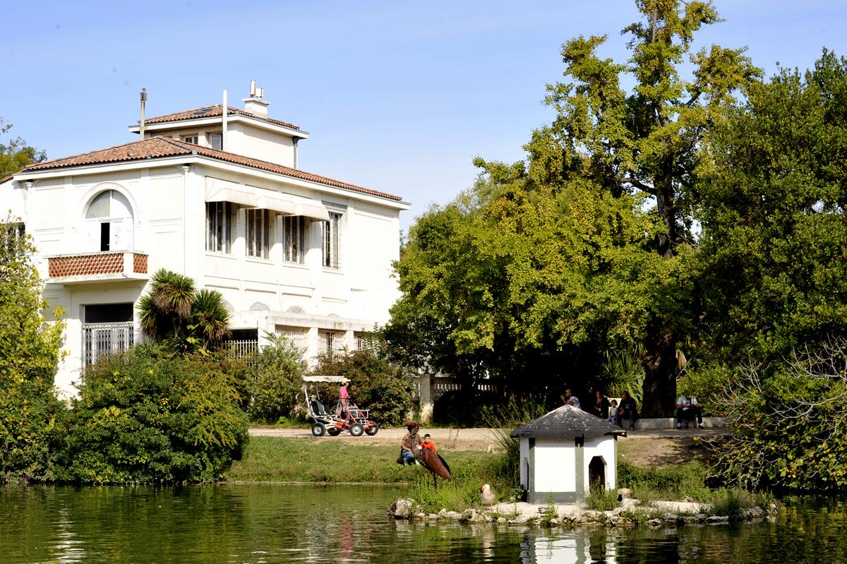 Le Pavillon du Lac, Parc Borely (202?)