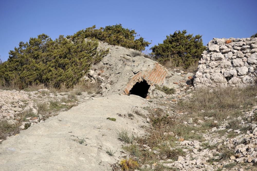 Tunnels de Décantation de l'Escalette