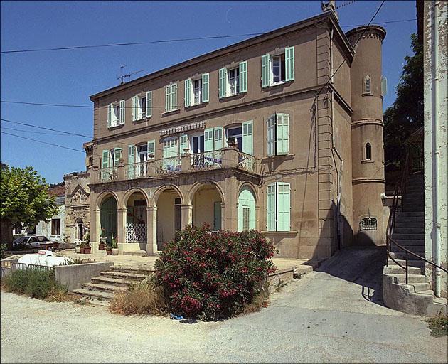 Bastide Désiré-Michel, Orphelinat italien