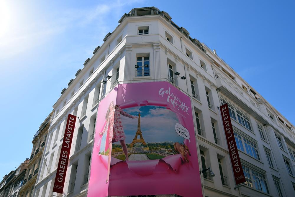 40-48 Rue Saint-Ferréol, les Grands Magasins et le Grand Départ