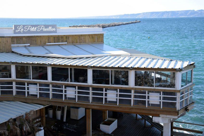 Bains Garcin, le Petit Pavillon, Marseille