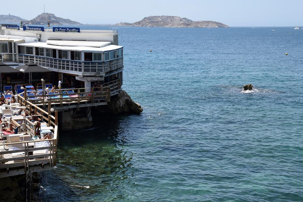 Le Petit Pavillon, bains de mer depuis 1848