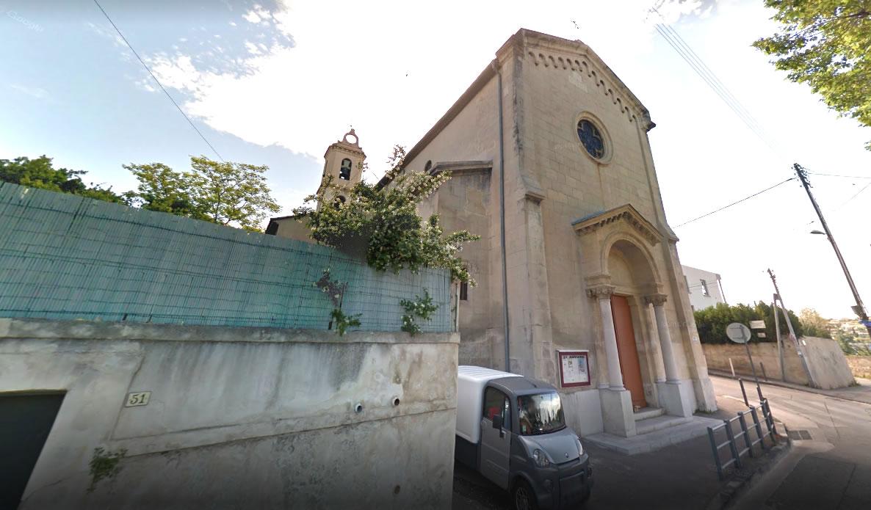 Église St Antoine, Pères Blancs de Marseille